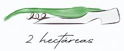 logotipo 2hectáreas